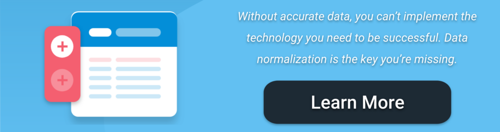 Click to learn more about how data normalization supports automation